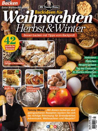 Backideen für Weihnachten, Herbst & Winter mit Tommy Weinz – 01/2020