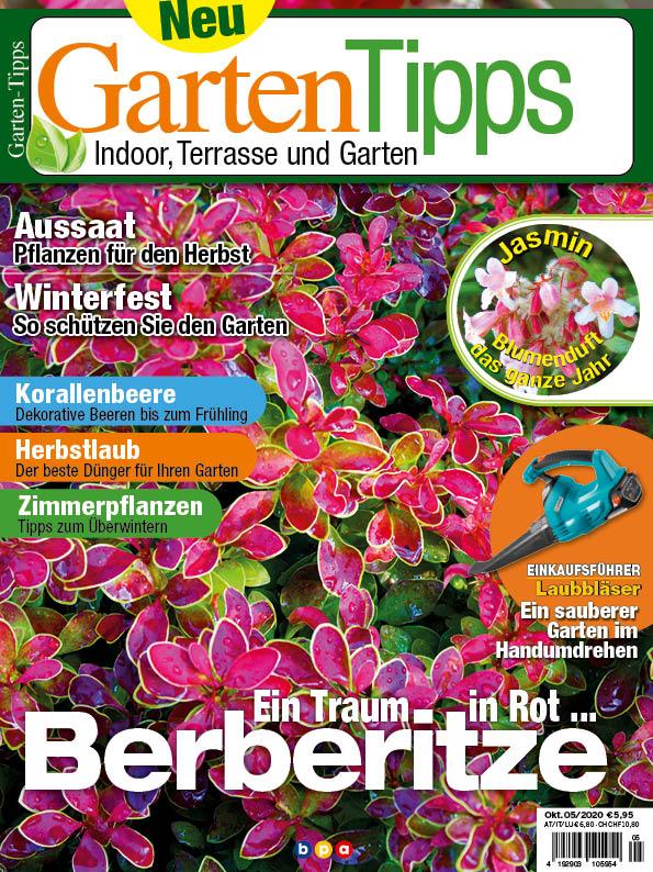 Garten-Tipps – 05/2020