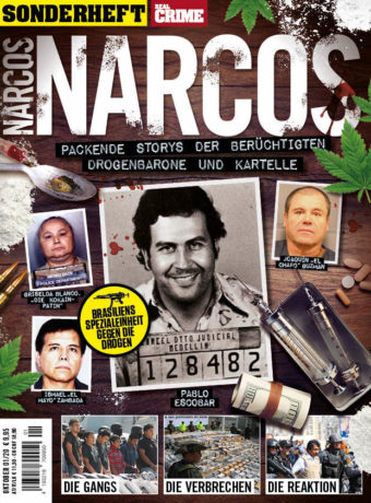 Real Crime Sonderheft Narcos – 01/2020