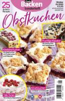 Simply Backen Sonderheft Obstkuchen – 01/2020