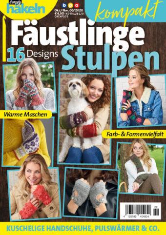Simply Häkeln kompakt Fäustlinge & Stulpen 06/2020