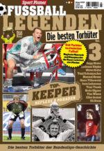 Sportplaner Fußball Legenden Vol. 3 – Die besten Torhüter