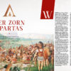 Der Zorn Spartas - All About History Sonderheft: Sparta 01/2021