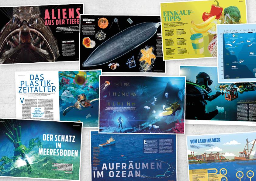 bpa Wissen Sonderheft: Die Zukunft der Ozeane – 01/2021