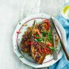 Rezept - Miso-Aubergine - Vegan Food & Living – 05/2020