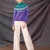 Strickanleitung - Rollkragenpullover - Best of Designer Knitting 01/2021