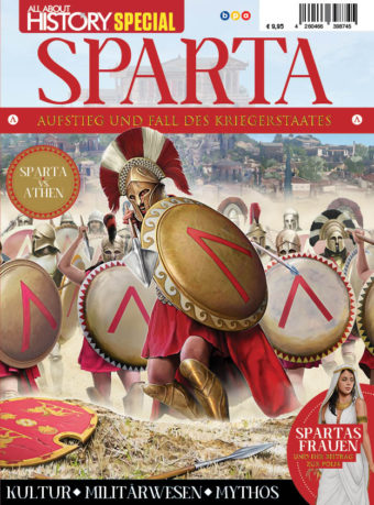 All About History Sonderheft: Sparta 01/2021