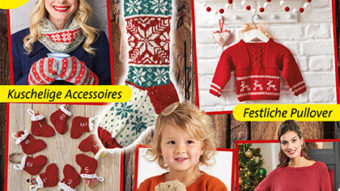 Simply Stricken kompakt Extra Weihnachten 02/2020