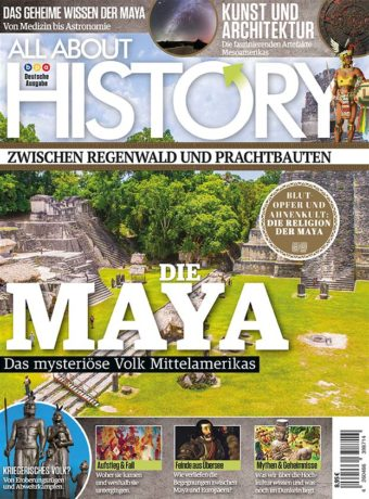 All About History Heft 05/2020