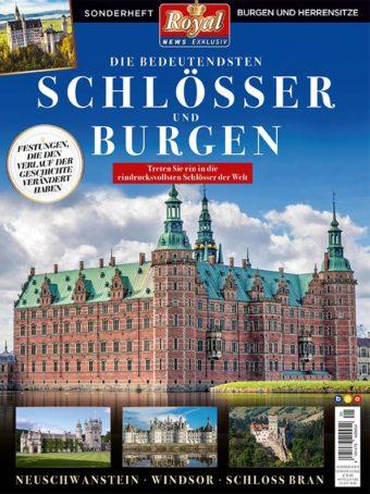 Royal News Sonderheft: Die bedeutendsten Schlösser und Burgen