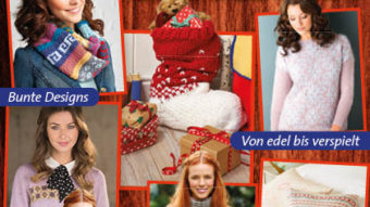 Simply Kreativ kompakt Fair Isle Stricken 01/2021