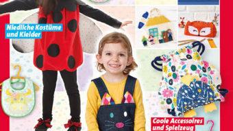 Best of Nähen für Kids 02/2020