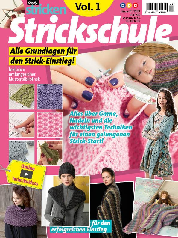 Simply Stricken Strickschule Vol. 1