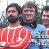 Legendäres Bayern-Trio - Sportplaner Fußball Legenden – Best of Franz Beckenbauer