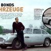Bonds Fahrzeuge - New Stars Gold Edition James Bond 007