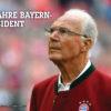 Bayern-Präsidentschaft - Sportplaner Fußball Legenden – Best of Franz Beckenbauer