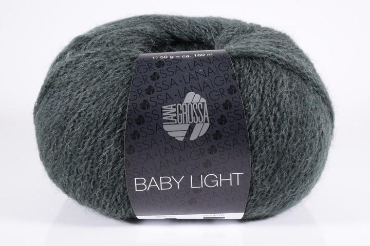 Lana Grossa Baby Light Dunkelgrün