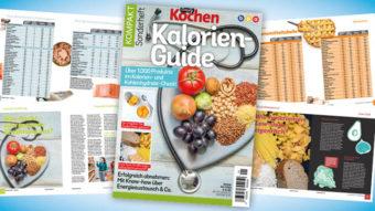 Simply Kochen Kompakt Sonderheft Kalorien-Guide