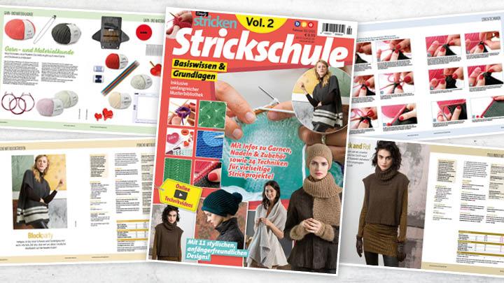 Simply Stricken Strickschule Vol. 2