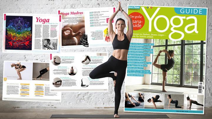 Yoga-Guide: Der große Asana-Guide – 01/2021