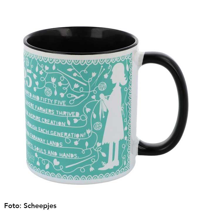 165 Jahre Scheepjes Limited Edition Tasse