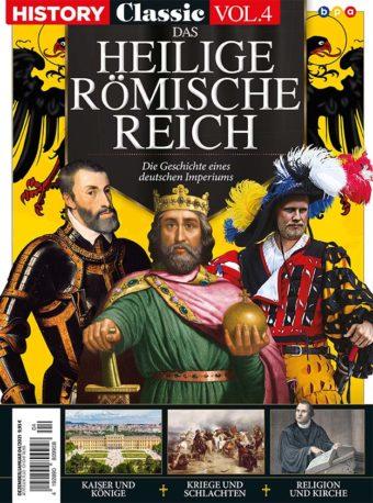 History Classic Vol. 4 Das heilige Römische Reich