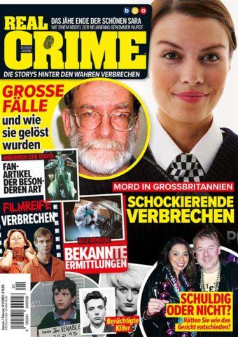 Real Crime Schockierende Verbrechen – 01/2021