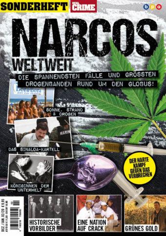 Real Crime Sonderheft Narcos weltweit – 02/2020