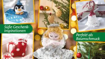 Simply Häkeln kompakt Weihnachtsdeko 01/2021
