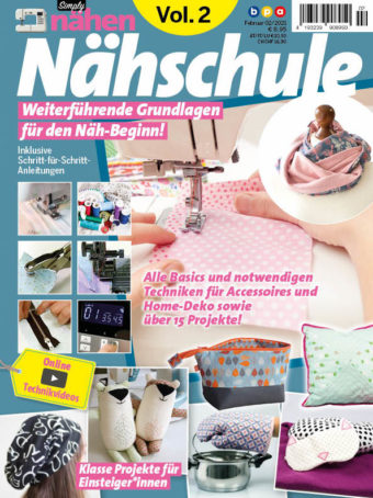 Simply Nähen Nähschule Vol. 2