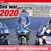 2020 im Rückblick - Top in Sport – MotoGP Highlights 2020 Heft 01/2021
