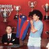 Der Barça-Coup - Sportplaner Fußball Legenden Sonderheft Diego Maradonna
