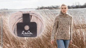 Lana Grossa Lala Berlin Lovely Cotton Inserto