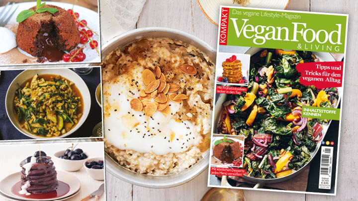 Vegan Food & Living Kompakt – 01/2021