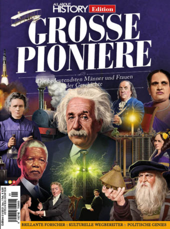 All About History Edition: Große Pioniere