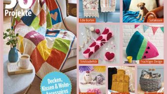 Best of Simply Stricken Home-Deko 01/2021