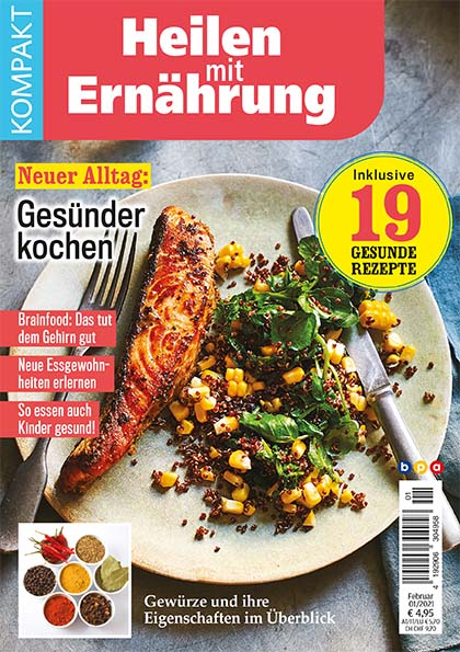 Heilen mit Ernährung Kompakt 01/2021