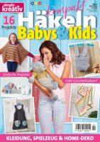 Simply Kreativ Häkeln Kompakt Babys & Kids 02/2021