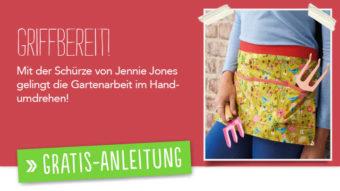 Newsletter Gratis Nähanleitung - Griffbereit!
