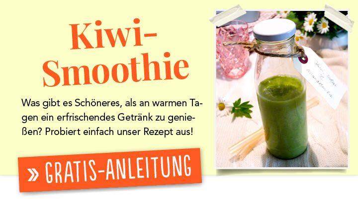 Gratis Rezept - Kiwi-Smoothie