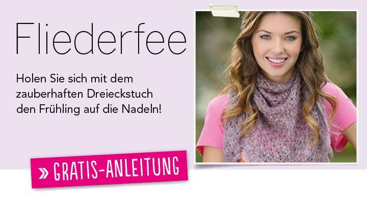 Gratis Strickanleitung Lace-Tuch Simply Stricken 0315